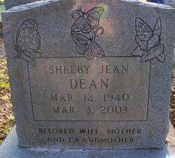 Shelby Jean <i>Warren</i> Dean