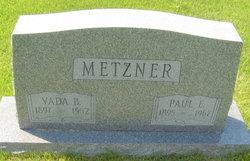Vada B. Metzner