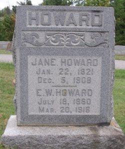 Jane <i>Bidwell</i> Howard
