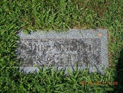 Ethel M. <i>Howard</i> Burre