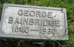 George Bainbridge