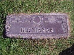 Bessie Jane <i>Neer</i> Buchanan