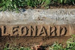 George W Leonard