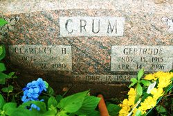 Clarence H. Crum
