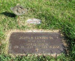 John Richard Larsen, Sr