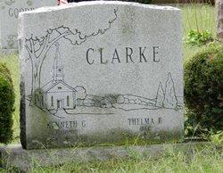 Kenneth G Clarke