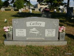 Mary Ellen <i>Raleigh</i> Cathey