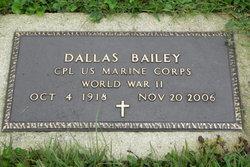 Orman Dallas Bailey