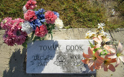 Tommy Cook