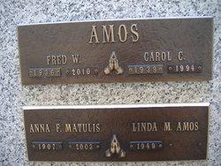 Carol C. <i>Matulis</i> Amos