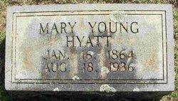 Mary <i>Young</i> Hyatt