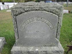 Pvt Charles H Allison