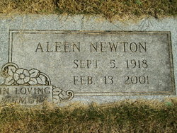 Aleen Newton