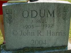 James Paul Odum