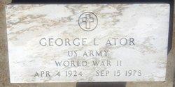 George Leon Ator