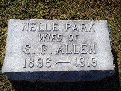 Nelle <i>Park</i> Allen