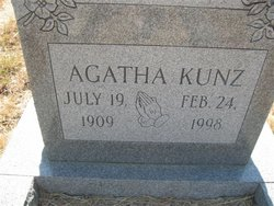 Agatha Kunz