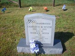 Charlotte <i>Marshall</i> Nester