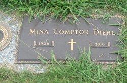 Mina <i>Compton</i> Diehl