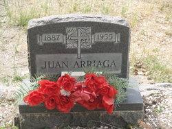 Juan Arriaga