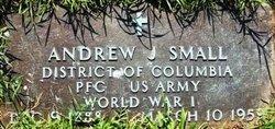 PFC Andrew J. Small