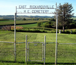 East Rickardsville Methodist-Episcopalian Cemetery