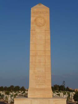 Tobruk War Cemetery