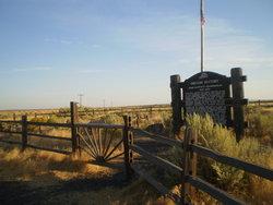 Jordan Valley Hamlet Cemetery