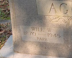 Will W. Agin