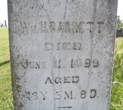 William Harrison Barrett