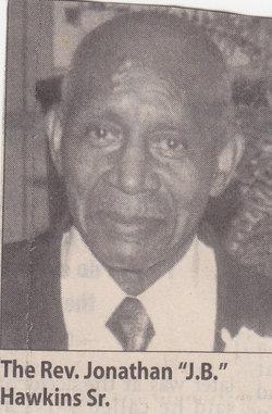 Rev Jonathan J.B. Hawkins, Sr