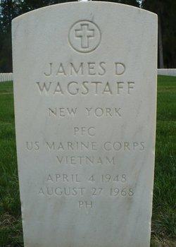 PFC James Donald Jimmy Wagstaff