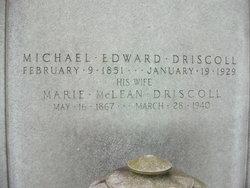 Michael Edward Driscoll