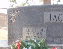 Luther Malon Jackson