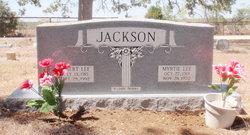Myrtis Lee Myrtie <i>Bownds</i> Jackson