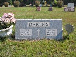 Myra E. <i>Sterling</i> Dakins