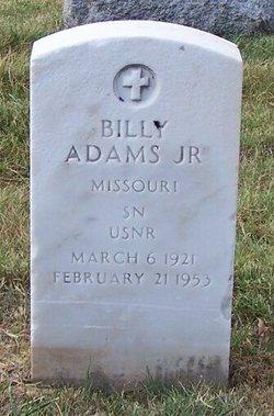 Billy Adams, Jr