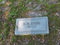 Dorothy <i>Marion</i> Alvarez