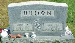 Addis Pascal Brown