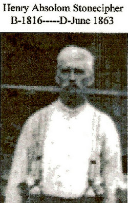 Henry Absolom Stonecipher