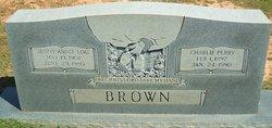 Charlie Perry Brown