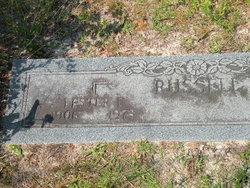 Lester Emmett Russell