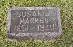Susan Jean <i>Stander</i> Marker
