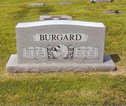 Harold Danner Burgard