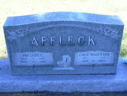Chlo Olive <i>Anderson</i> Affleck