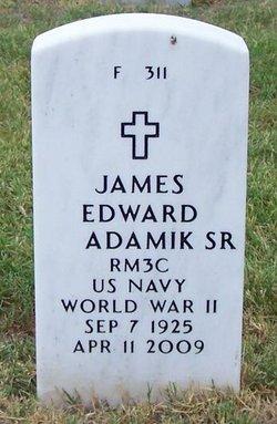 James Edward Adamik