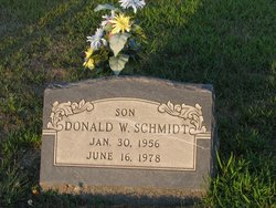 Donald Don Schmidt