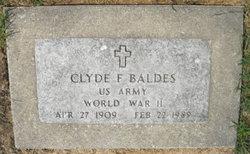 Clyde Baldes
