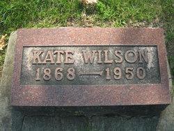 Cathleen Ada Kate <i>Amrhein</i> Wilson
