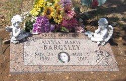 Alyssa Marie Bargsley